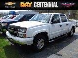 2006 Chevrolet Silverado 1500 LT Crew Cab 4x4