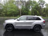 2017 Billet Silver Metallic Jeep Grand Cherokee Laredo 4x4 #119970556