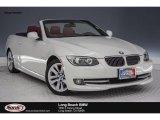 2013 Mineral White Metallic BMW 3 Series 328i Convertible #119970716