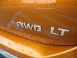Chevrolet Equinox Badges and Logos