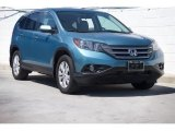 2014 Mountain Air Metallic Honda CR-V EX #119970675