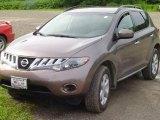 2009 Tinted Bronze Metallic Nissan Murano S AWD #11986508