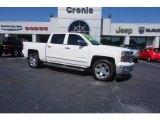 2014 Summit White Chevrolet Silverado 1500 LTZ Crew Cab #119989231