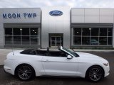 2016 Oxford White Ford Mustang EcoBoost Premium Convertible #119989224