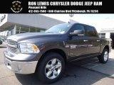 2017 Granite Crystal Metallic Ram 1500 Big Horn Crew Cab 4x4 #119989327