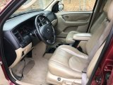 Mazda Tribute Interiors