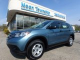 2014 Mountain Air Metallic Honda CR-V LX AWD #119989216