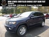 2017 True Blue Pearl Jeep Grand Cherokee Laredo 4x4 #119989110