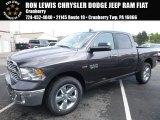 2017 Granite Crystal Metallic Ram 1500 Big Horn Crew Cab 4x4 #119989101