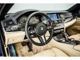2014 BMW 5 Series Interiors