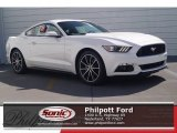 2017 White Platinum Ford Mustang GT Coupe #120018301