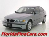 2005 Silver Grey Metallic BMW 3 Series 325i Sedan #11975297