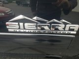 GMC Sierra 1500 Badges and Logos