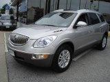 2008 Platinum Metallic Buick Enclave CX AWD #11982751