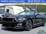2017 Shadow Black Ford Mustang GT California Speical Convertible #120044488