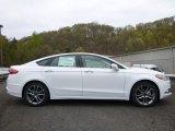 2017 Oxford White Ford Fusion SE #120065329