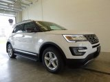 2017 Oxford White Ford Explorer XLT 4WD #120065290