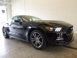 2017 Shadow Black Ford Mustang Ecoboost Coupe #120065282
