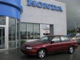 2004 Sport Red Metallic Chevrolet Classic  #11977864