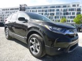 2017 Dark Olive Metallic Honda CR-V EX AWD #120065238