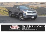 2017 Magnetic Gray Metallic Toyota Tundra SR5 CrewMax 4x4 #120083806