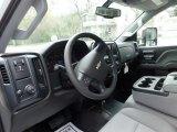 Chevrolet Silverado 3500HD Interiors