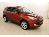 2015 Sunset Metallic Ford Escape Titanium 4WD #120084073
