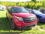 2013 Ruby Red Metallic Ford Explorer Sport 4WD #120084006