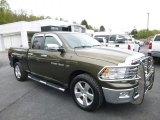 2012 Sagebrush Pearl Dodge Ram 1500 Big Horn Quad Cab 4x4 #120084105