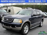 2003 True Blue Metallic Ford Explorer XLT 4x4 #120083766