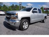 2017 Chevrolet Silverado 1500 LT Crew Cab Data, Info and Specs