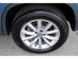 Volkswagen Tiguan 2017 Wheels and Tires