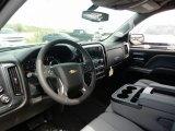 2017 Chevrolet Silverado 1500 LT Crew Cab 4x4 Dark Ash/Jet Black Interior