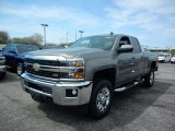 2017 Pepperdust Metallic Chevrolet Silverado 2500HD LT Double Cab 4x4 #120106898