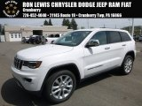 2017 Bright White Jeep Grand Cherokee Limited 4x4 #120125620