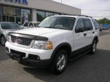 2003 Oxford White Ford Explorer XLT 4x4 #11981577