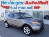 2014 Sterling Gray Ford Explorer Limited 4WD #120125650