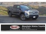 2017 Magnetic Gray Metallic Toyota Tundra SR5 CrewMax 4x4 #120125528