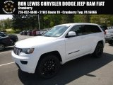 2017 Bright White Jeep Grand Cherokee Laredo 4x4 #120125623