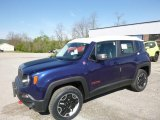 2017 Jetset Blue Jeep Renegade Trailhawk 4x4 #120155348