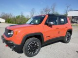 2017 Omaha Orange Jeep Renegade Trailhawk 4x4 #120155347