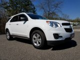 2010 Summit White Chevrolet Equinox LS AWD #120155205