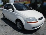2006 Chevrolet Aveo LS Hatchback Data, Info and Specs