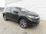 2017 Dark Olive Metallic Honda CR-V EX-L AWD #120155246