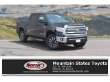 2017 Midnight Black Metallic Toyota Tundra SR5 CrewMax 4x4 #120155187