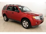 2009 Redfire Pearl Ford Escape XLT V6 4WD #120155509