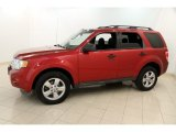 2009 Ford Escape Redfire Pearl
