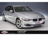 2014 Glacier Silver Metallic BMW 3 Series 320i Sedan #120194479