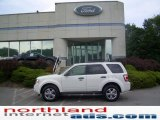 2009 White Suede Ford Escape XLT V6 4WD #11970466