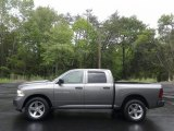 2012 Bright Silver Metallic Dodge Ram 1500 ST Crew Cab 4x4 #120201376